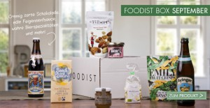Foodist Box September (Quelle: foodist.de)