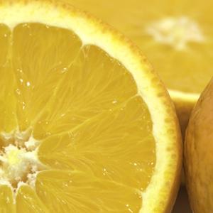 orange-fruchtpulver
